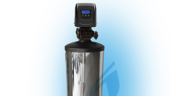 Whole home water filtration and softening system